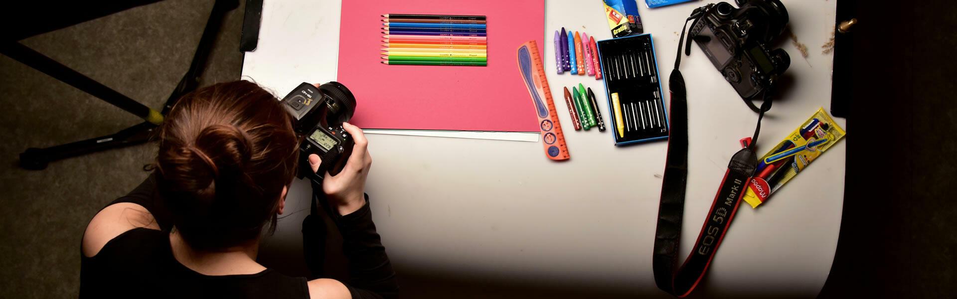 Fotografická tvorba