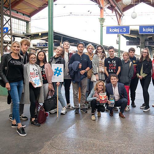 Šestý ročník festivalu autorského Čtení ve vlaku