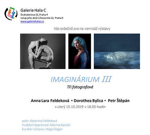 Výstava pedagogů Fotografické tvorby