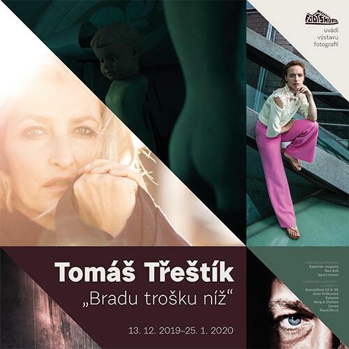 Výstava pedagoga Tomáše Třeštíka
