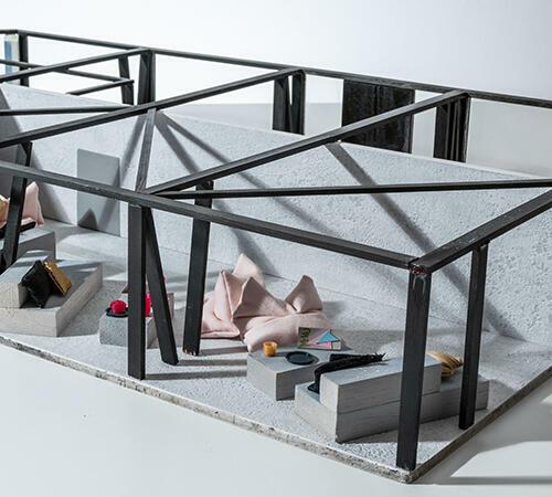 Naše dílna: modely pokojů