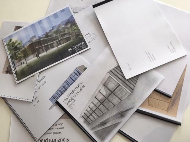 Klauzurní práce našich studentů z oboru Design interiéru
