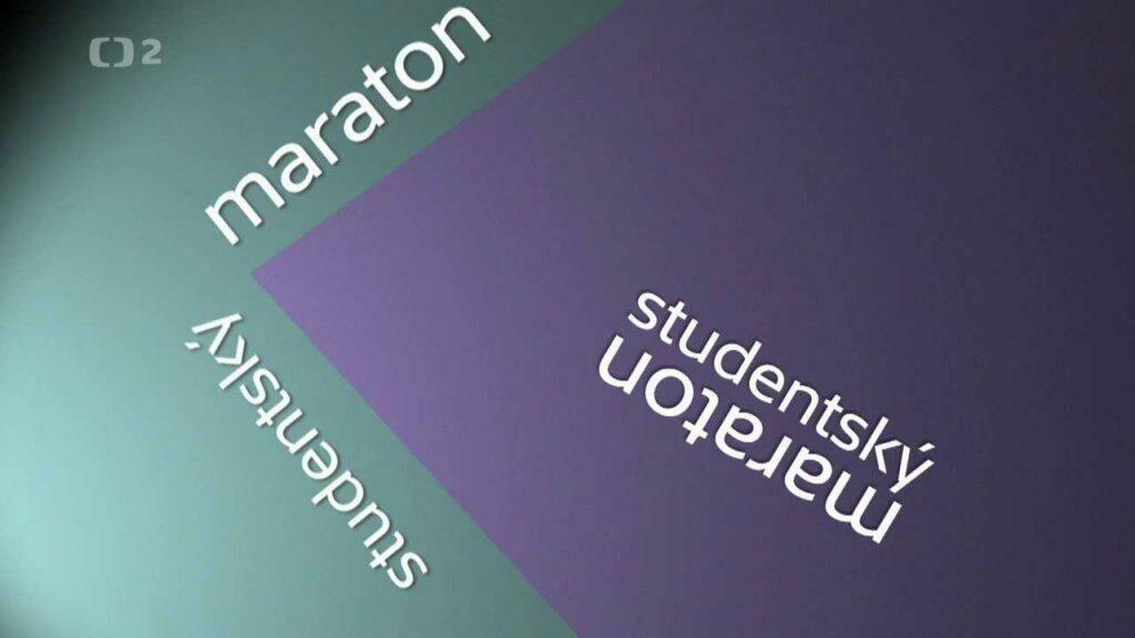 Čtyři filmy z naší školy byly vybrány do festivalu studentských filmů Maraton