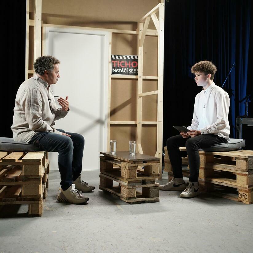 Filmové cvičení druhého ročníku s Martinem Dejdarem